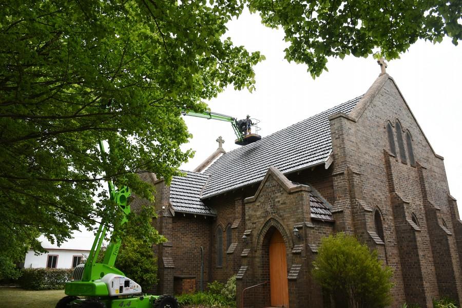 Grant Funds Help Raise The Roof Guyra Gazette